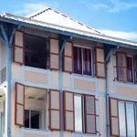 Maison créole à Cayenne