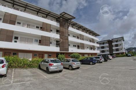 Appartement en location à Cayenne, 37.73m2,   2 pièce(s) - REF 1051