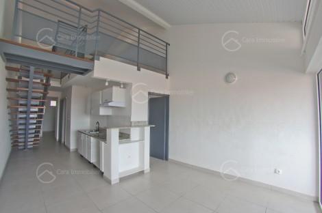 Appartement en location à Cayenne, 73m2,   3 pièce(s) - REF 1116