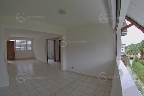 Appartement en location à Cayenne, 69.03m2,   3 pièce(s) - REF 1378
