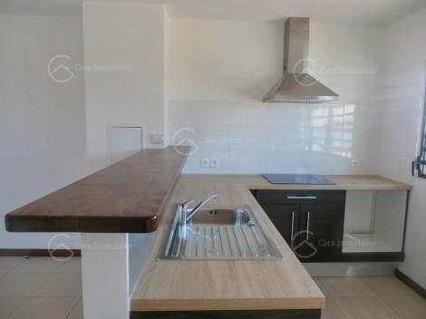 Appartement en produit d'investissement à Cayenne, 60.06m2,   3 pièce(s) - REF 1387