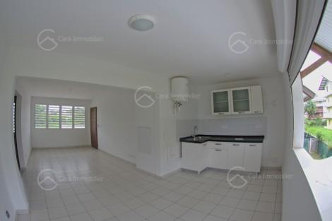 Appartement en location à Cayenne, 69.20m2,   3 pièce(s) - REF 1420